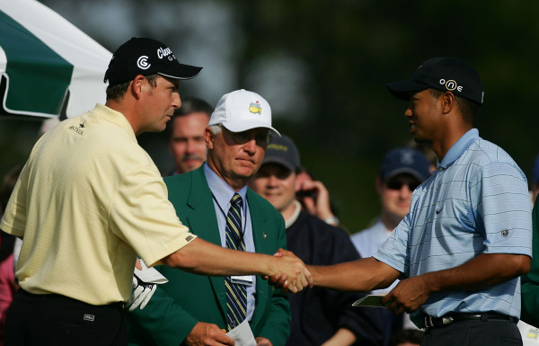 David Howell column: My front row seat with Tiger at Augusta