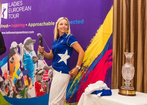 Carin Koch: Europe's Solheim Cup captain wants her team to inspire next generation