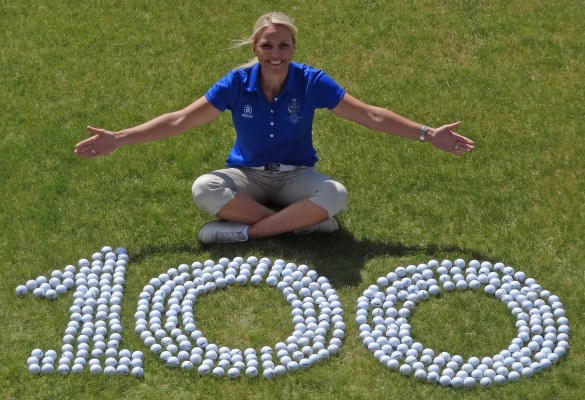 100 days to go: Captain Carin Koch counts on abacus® for The Solheim Cup