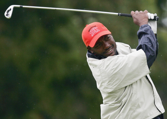 West Indies Cricket legend Brian Lara: 'I would like to get near to scratch level'