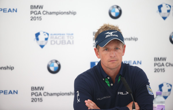 Luke Donald issues quit threat to Euro tour as form dips