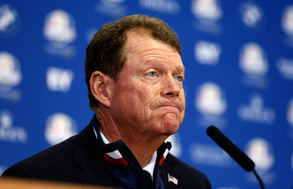 Watson hits back in defence of his Ryder Cup captaincy
