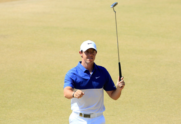 McIlroy a major doubt for Open Championship