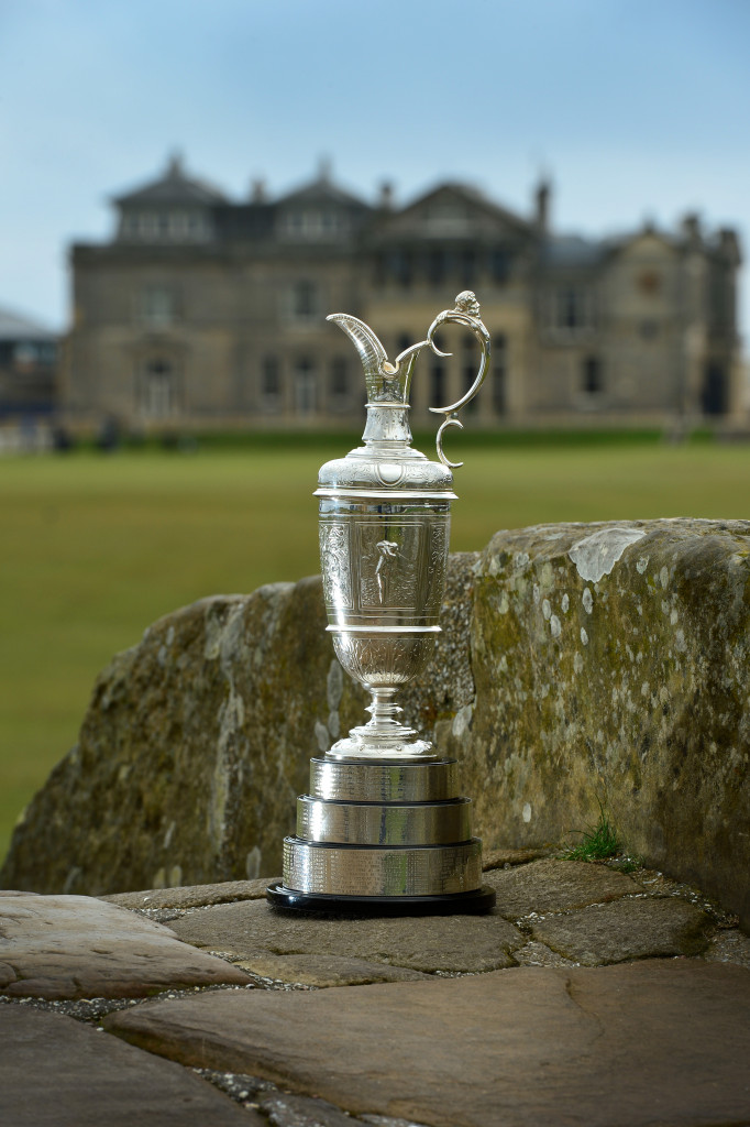 The Claret Jug (Photo by Mark Runnacles/Getty Images)