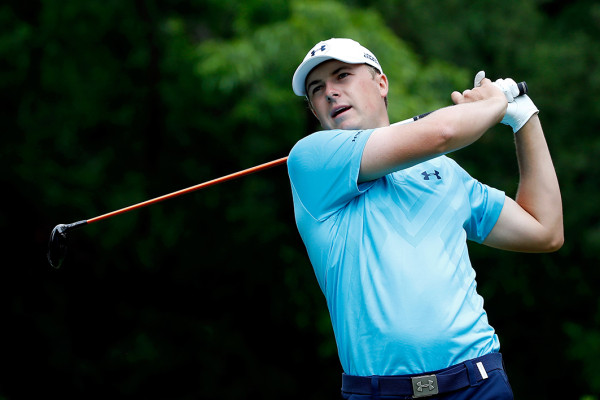 No energy concerns for Spieth