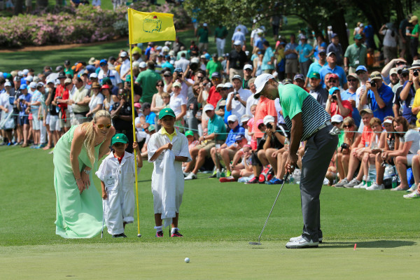 Woods upbeat for Whistling Straits