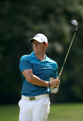 McIlroy to play with Spieth and Johnson