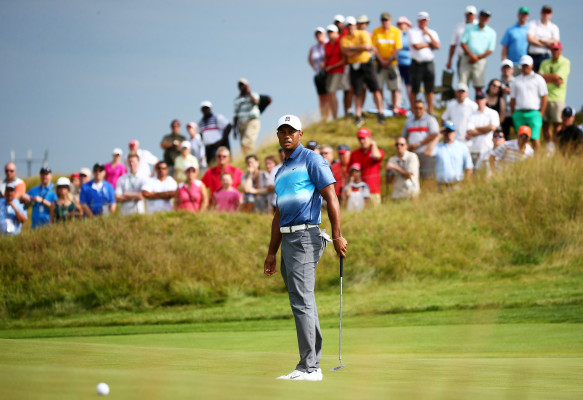Woods frustrated with missed opportunity