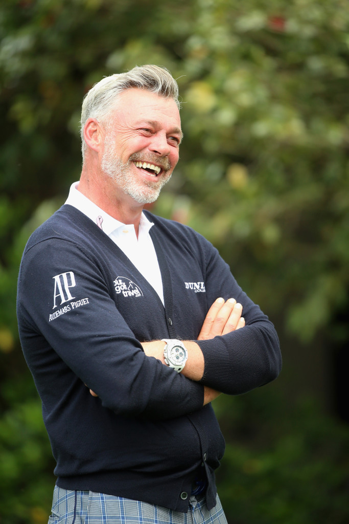 Darren Clarke needs to get his thinking cap on (Photo by Andrew Redington/Getty Images)