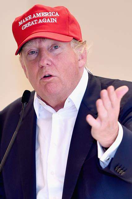 Trump's potty mouth brings end to Caribbean showpiece (Photo by Getty Images)