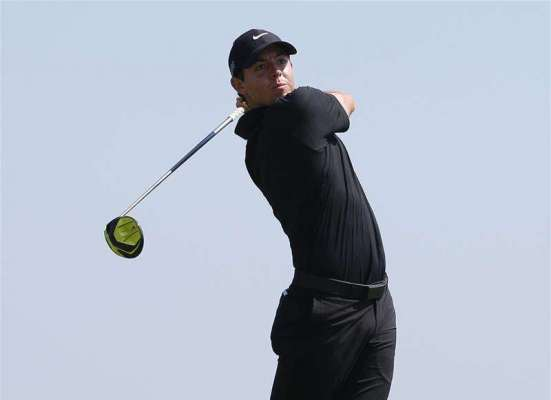 McIlroy content with Johannesburg start