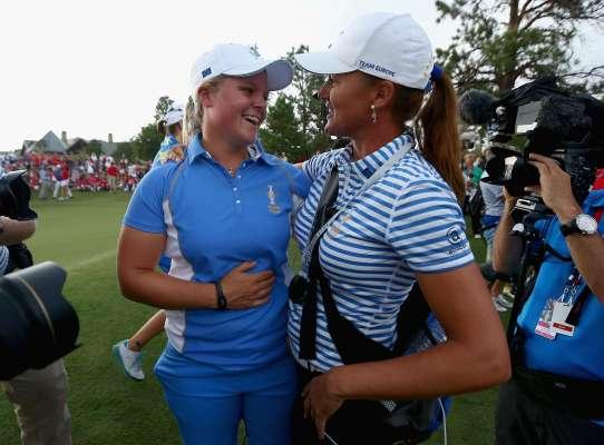 Solheim Cup: Captain's picks give me lots of combinations, says Koch