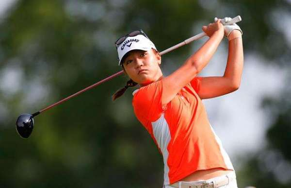 Ko breaking records with Evian Championship win