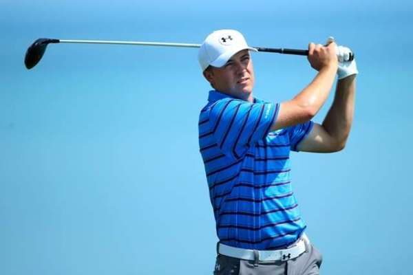 Spieth unconcerned with rankings tussle