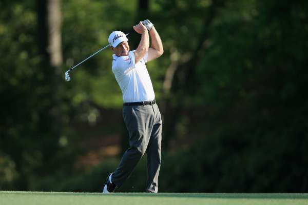 Watson happy in Holland ahead of the KLM Open