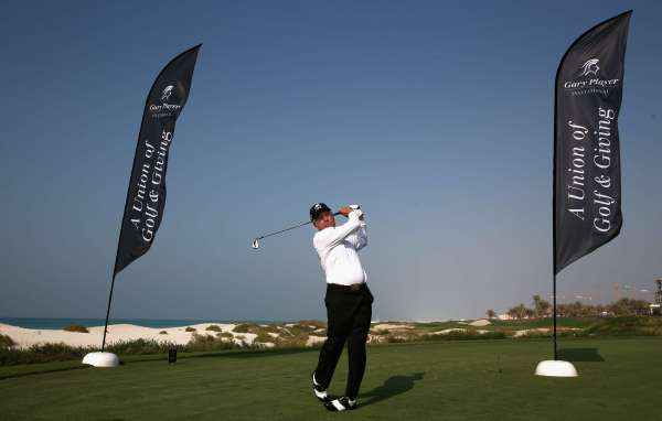 Olympic accolade for golf's pocket Hercules