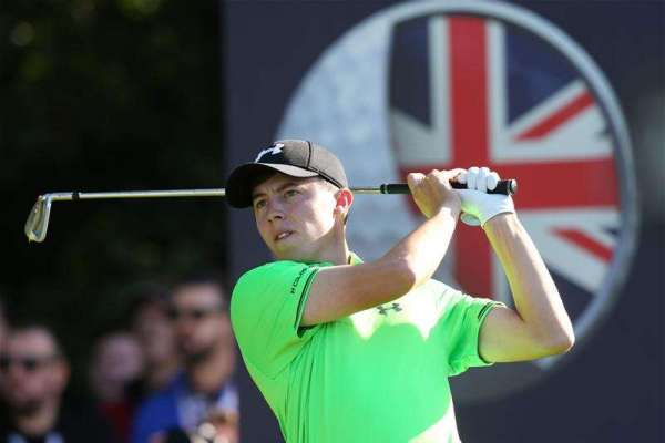 Fitzpatrick holds Masters lead
