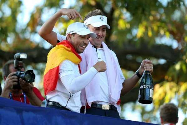 Who are the frontrunners for a place at Ryder Cup 2016?