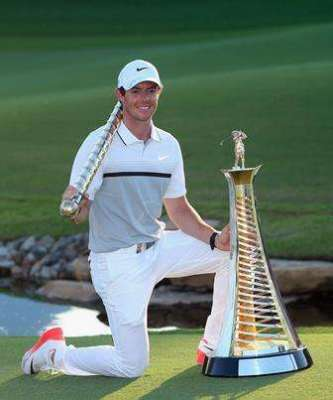 McIlroy wins to seal Race To Dubai