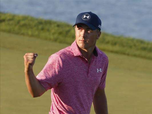Spieth hungry for more major glory