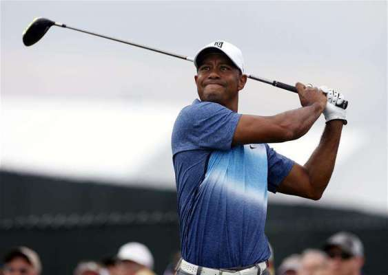 Woods plotting route to the Masters