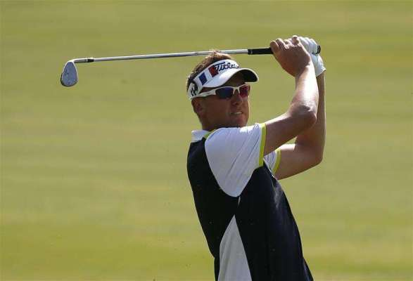 Poulter out first in EurAsia Cup