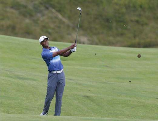 Woods' Augusta hopes fading