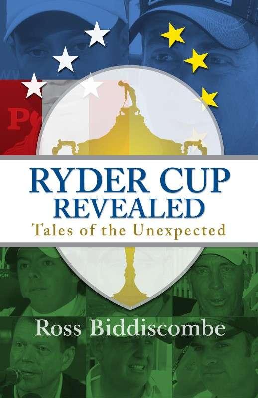 biddiscombe ryder cup book