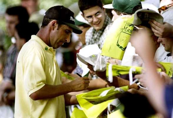 Olazabal disappointed with Masters absence