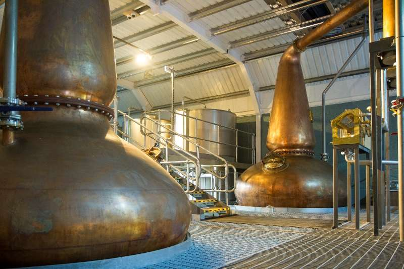 Propose a toast: Kingsbarns' giant stills