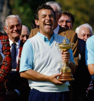 'Arise Sir Tony' sounds good in a Ryder Cup year