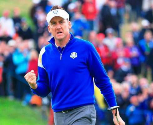 Poulter named European vice-captain