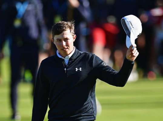 Fitzpatrick excited for Ryder Cup bow