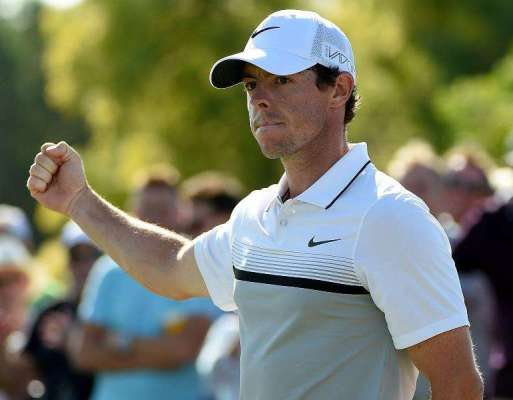 McIlroy talks up form after Tour Championship win