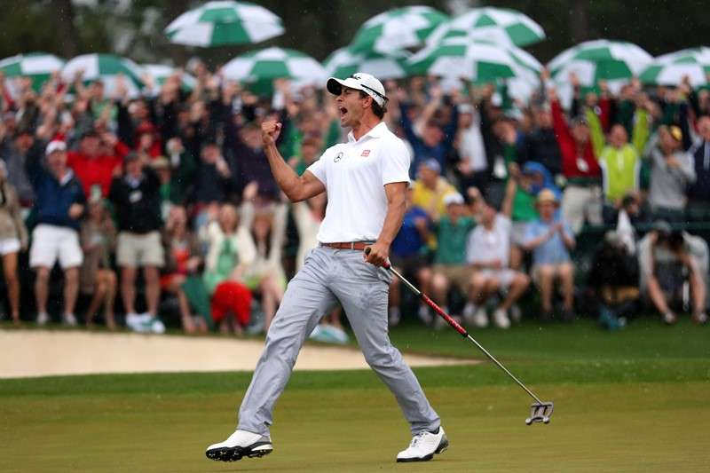 Gone Missing: Adam Scott has already stated that he will not go for gold in Brazil (photo by Getty Images)