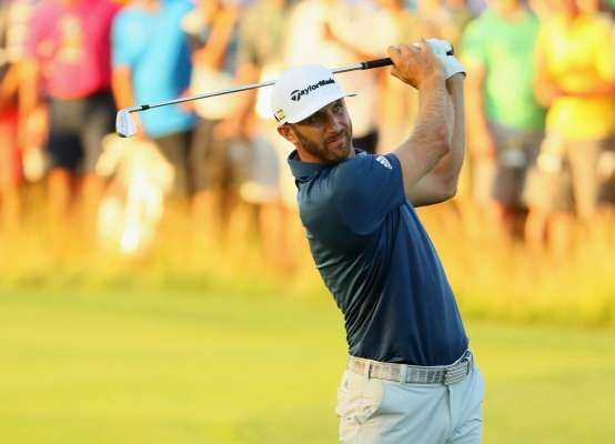 From a murder trial to the US Open – it's be an unusual ride for Dustin