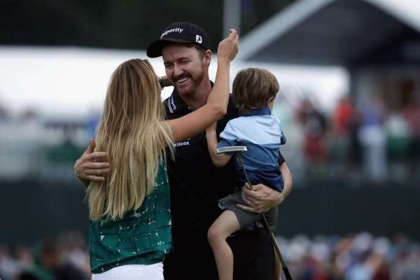Walker claims Championship crown