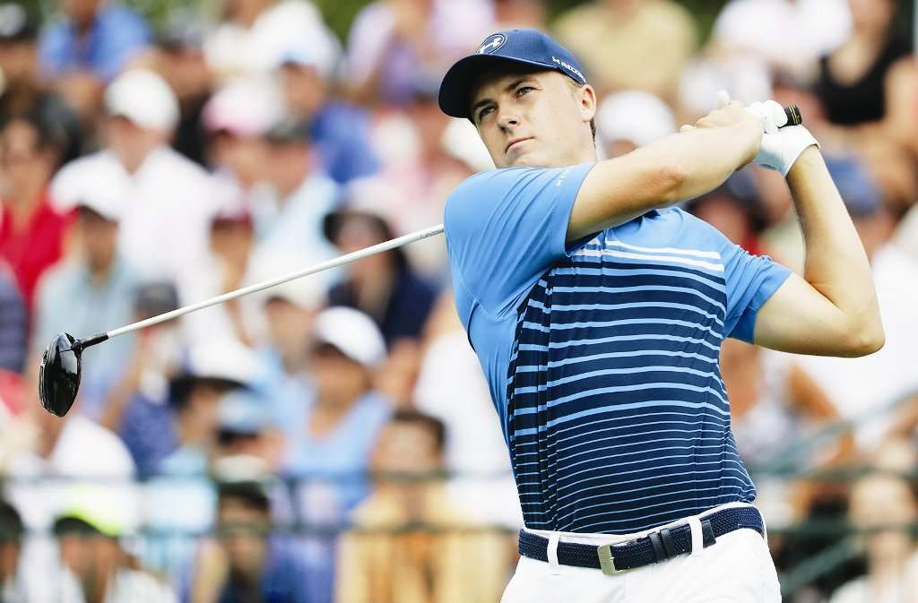 (Picture by Getty Images) Motivation: Jordan Spieth missed Rio de Janeiro but now says that hos goal will be to make the US gold team in Tokyo in 2020.