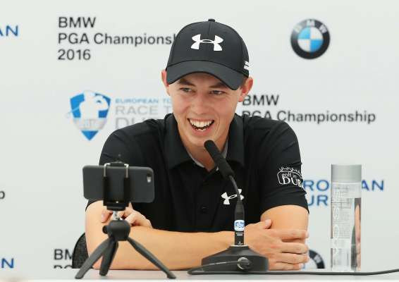 Fitzpatrick hoping to kick on and earn Ryder Cup place