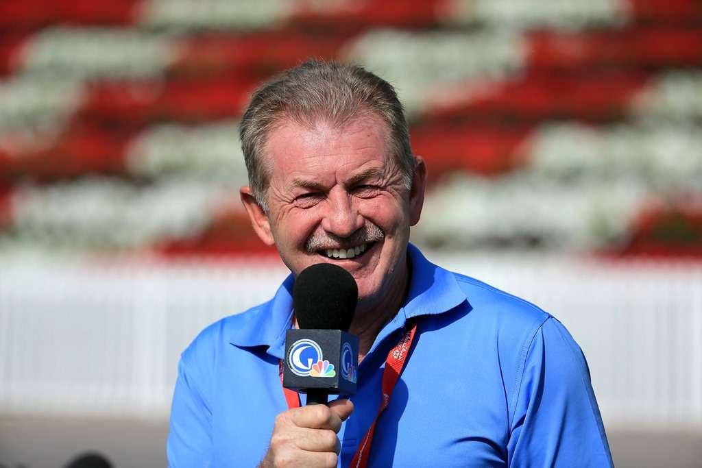 Tony Johnstone is a true voice of reason on TV
