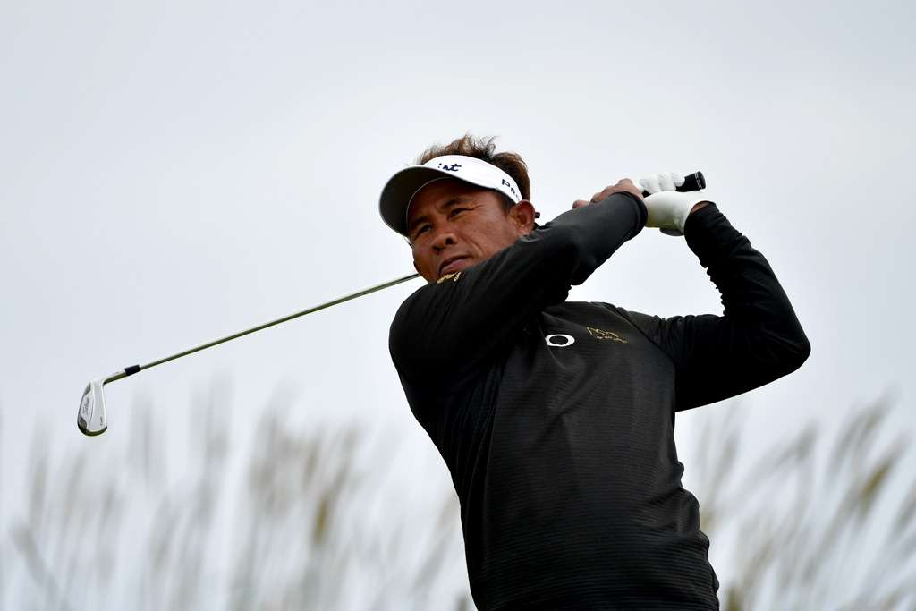 (Photo by Getty Images) Proud moment: Thailand's Thongchai Jaidee is honoured to be a part of the Games