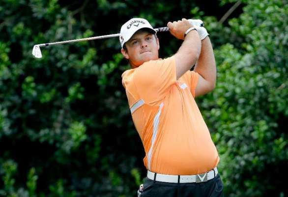 Reed feeling confident after succession of top 10 finishes