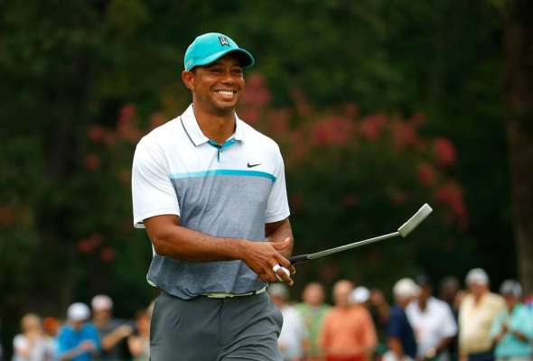 Woods set for October return
