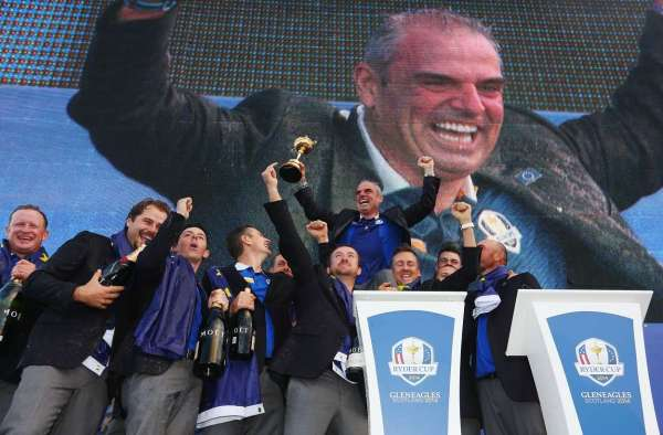 McGinley: Vice-captaincy roles put Clarke in good stead for Hazeltine