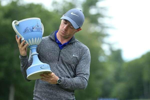 McIlroy claims first PGA Tour win of 2016 calendar