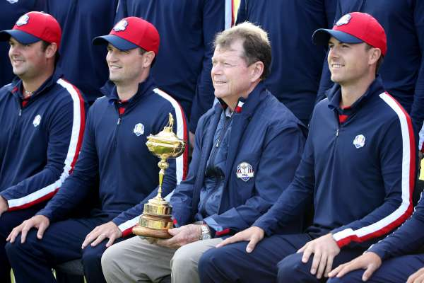 Spieth: I've won many times on tour but I can't imagine what winning the Ryder Cup is like