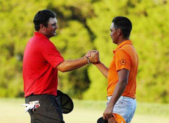 Decision time for Davis Love, as Reed endorses Rickie