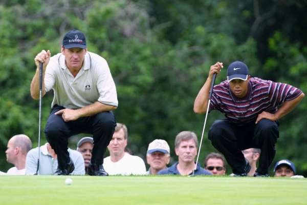 Faldo: Things are getting tougher for Tiger