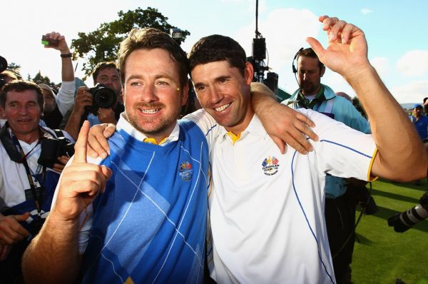 Harrington against Ryder Cup changes