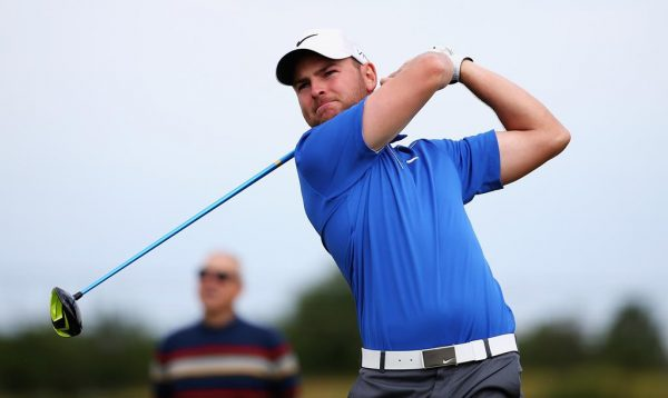 Jordan Smith admits Ryder Cup aims
